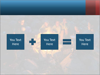 Summer Fire Camp PowerPoint Template - Slide 95