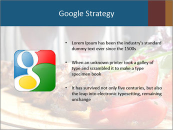 Grilled Kebab PowerPoint Templates - Slide 10