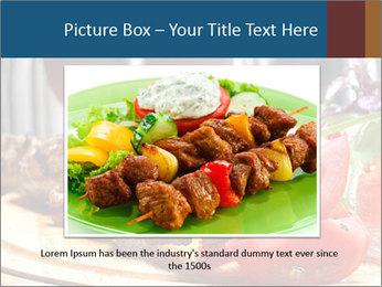 Grilled Kebab PowerPoint Templates - Slide 16