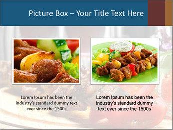 Grilled Kebab PowerPoint Templates - Slide 18