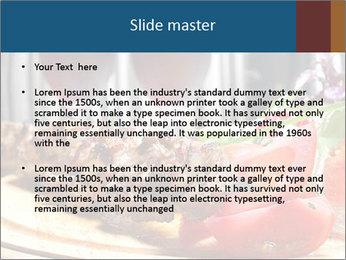 Grilled Kebab PowerPoint Templates - Slide 2