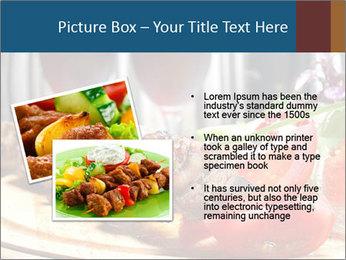 Grilled Kebab PowerPoint Templates - Slide 20