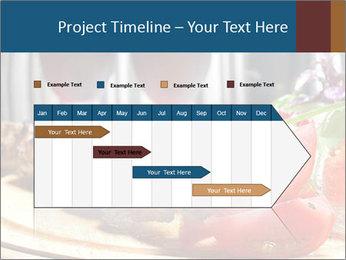 Grilled Kebab PowerPoint Templates - Slide 25