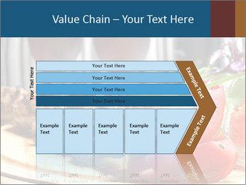 Grilled Kebab PowerPoint Templates - Slide 27