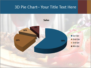 Grilled Kebab PowerPoint Templates - Slide 35