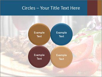 Grilled Kebab PowerPoint Templates - Slide 38