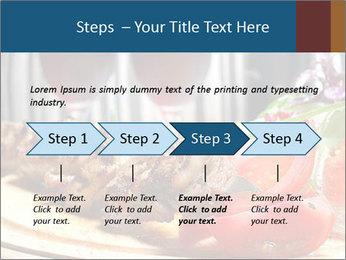 Grilled Kebab PowerPoint Templates - Slide 4