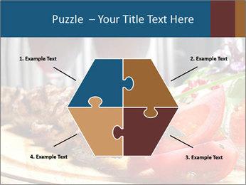 Grilled Kebab PowerPoint Templates - Slide 40