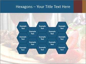 Grilled Kebab PowerPoint Templates - Slide 44