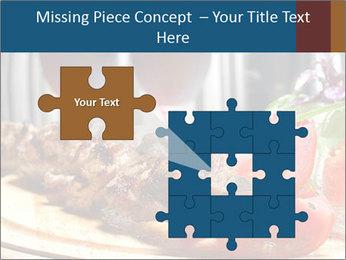 Grilled Kebab PowerPoint Templates - Slide 45