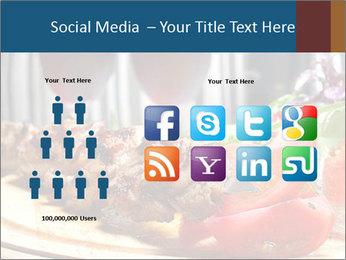 Grilled Kebab PowerPoint Templates - Slide 5