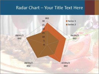 Grilled Kebab PowerPoint Templates - Slide 51