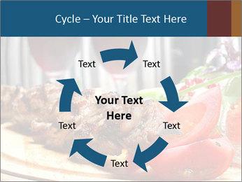 Grilled Kebab PowerPoint Templates - Slide 62