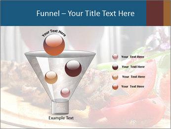 Grilled Kebab PowerPoint Templates - Slide 63