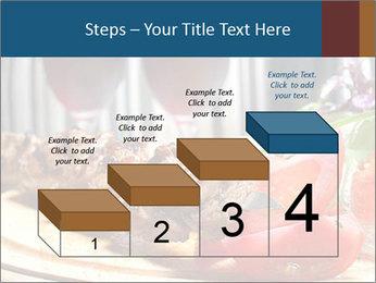 Grilled Kebab PowerPoint Templates - Slide 64