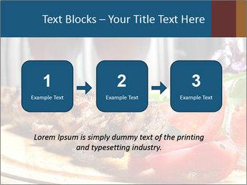 Grilled Kebab PowerPoint Templates - Slide 71