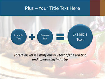 Grilled Kebab PowerPoint Templates - Slide 75