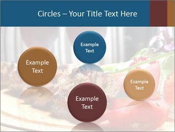 Grilled Kebab PowerPoint Templates - Slide 77