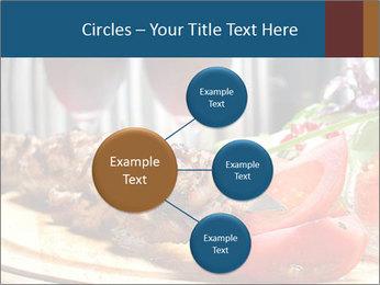 Grilled Kebab PowerPoint Templates - Slide 79