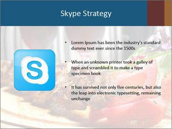 Grilled Kebab PowerPoint Templates - Slide 8