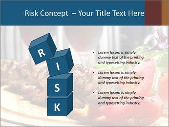 Grilled Kebab PowerPoint Templates - Slide 81