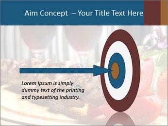 Grilled Kebab PowerPoint Templates - Slide 83