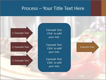 Grilled Kebab PowerPoint Templates - Slide 85