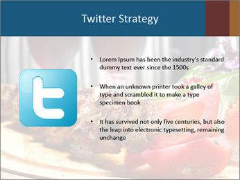 Grilled Kebab PowerPoint Templates - Slide 9