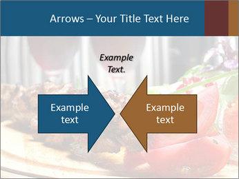 Grilled Kebab PowerPoint Templates - Slide 90