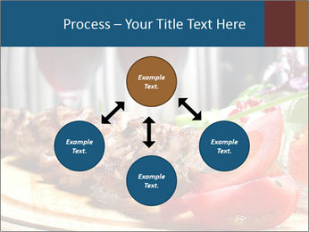 Grilled Kebab PowerPoint Templates - Slide 91