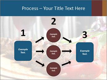 Grilled Kebab PowerPoint Templates - Slide 92