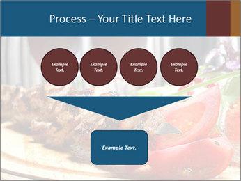 Grilled Kebab PowerPoint Templates - Slide 93