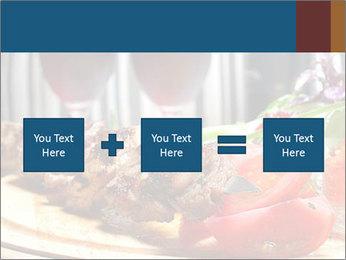Grilled Kebab PowerPoint Templates - Slide 95