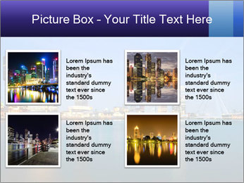 Lights Of Metropolis PowerPoint Templates - Slide 14