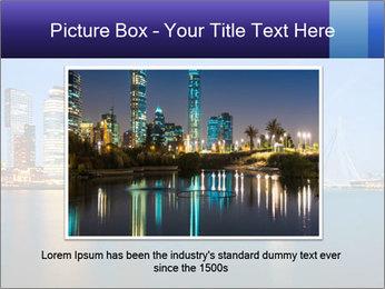 Lights Of Metropolis PowerPoint Templates - Slide 15