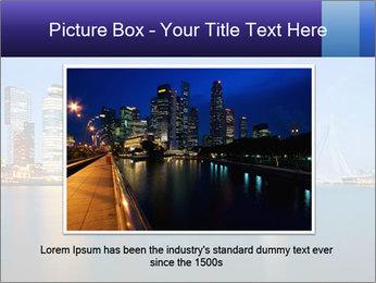 Lights Of Metropolis PowerPoint Templates - Slide 16