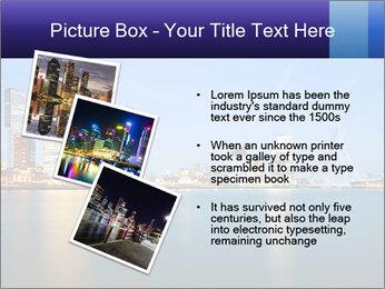 Lights Of Metropolis PowerPoint Templates - Slide 17