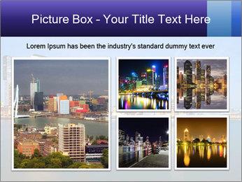 Lights Of Metropolis PowerPoint Templates - Slide 19
