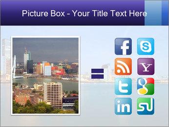 Lights Of Metropolis PowerPoint Templates - Slide 21