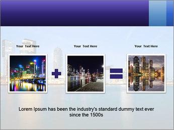 Lights Of Metropolis PowerPoint Templates - Slide 22