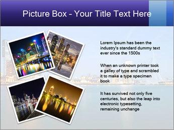 Lights Of Metropolis PowerPoint Templates - Slide 23