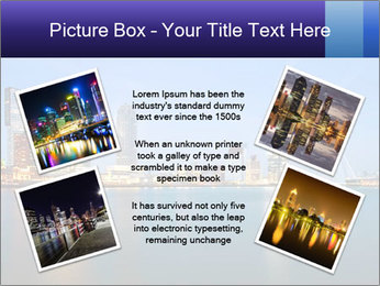 Lights Of Metropolis PowerPoint Templates - Slide 24