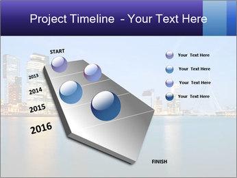 Lights Of Metropolis PowerPoint Templates - Slide 26
