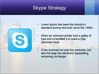 Lights Of Metropolis PowerPoint Templates - Slide 8
