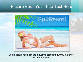 Island Summer Vacation PowerPoint Templates - Slide 15