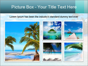 Island Summer Vacation PowerPoint Templates - Slide 19