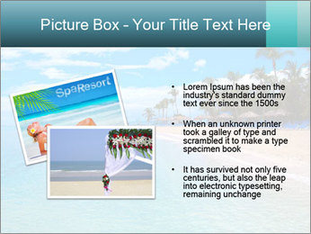 Island Summer Vacation PowerPoint Templates - Slide 20