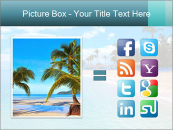 Island Summer Vacation PowerPoint Templates - Slide 21