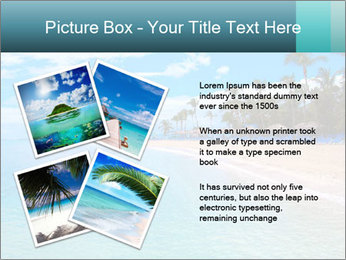 Island Summer Vacation PowerPoint Templates - Slide 23
