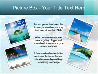 Island Summer Vacation PowerPoint Templates - Slide 24